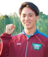 男子400m走で関東へ