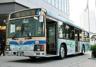 EVバス、横浜駅周辺 運行