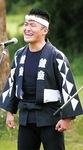 佐渡で毎年開催される「アース・セレブレーション2020」で唄う中谷さん/撮影:宮川舞子