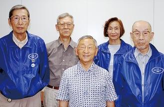 協議会メンバー(中央・高嶋会長)