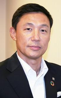 経営方針を語る福嶋社長