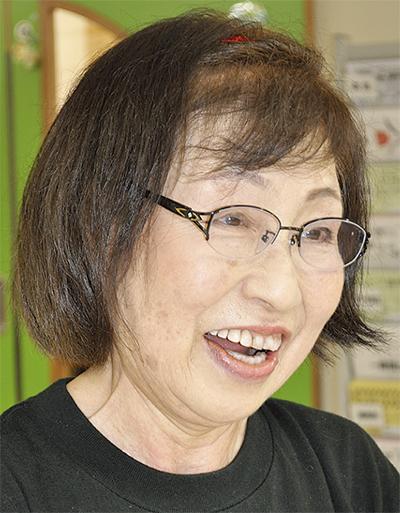 林 康子さん