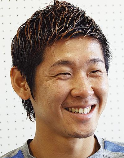 栗原 勇蔵さん