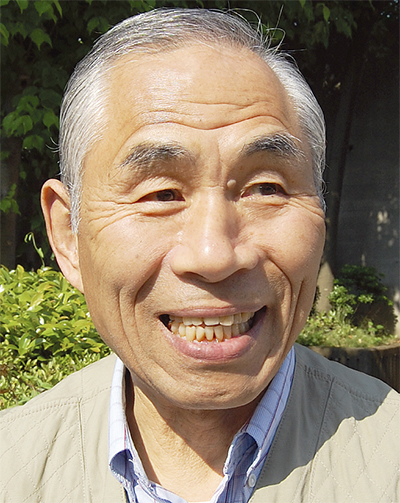 青柳博英(ひろひで)さん