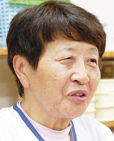 高橋 志津江さん