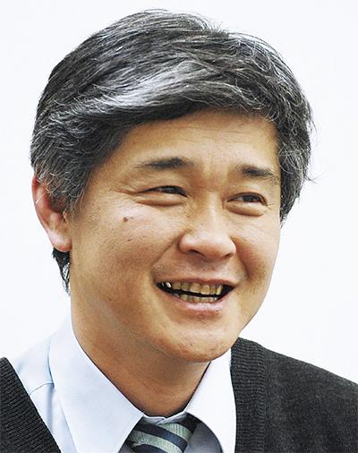加藤明成(あきしげ)さん