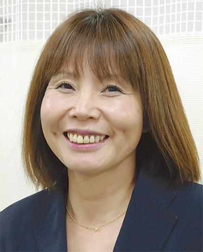 片岡 勝江さん