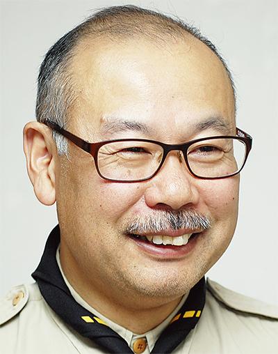 佐藤卓充(たかみつ)さん
