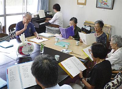 高齢者の交流サポート