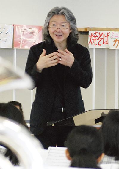 世界の音楽家に教わる