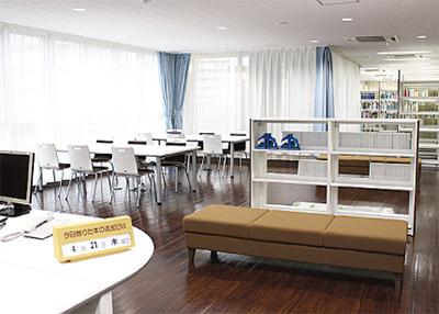 図書室を一般開放