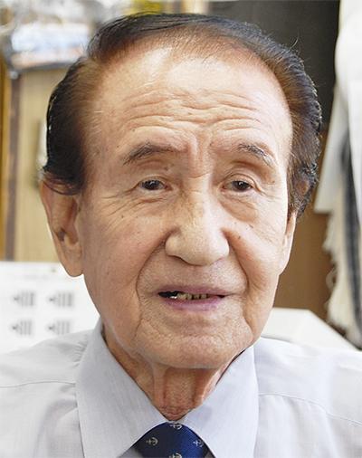 藤崎 徳男さん