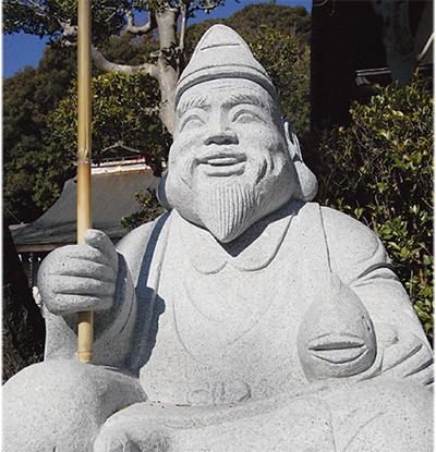 戸塚で七福神めぐり
