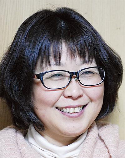 我妻 正子さん