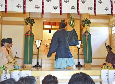 氏子地域の安泰祈念