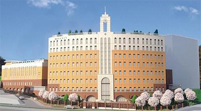 医療従事者専門の大学を設立
