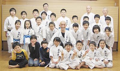 師範は日本チャンピオン