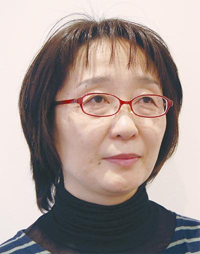 鈴木 ルミ子さん