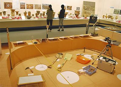 土器で学ぶ横浜の歴史