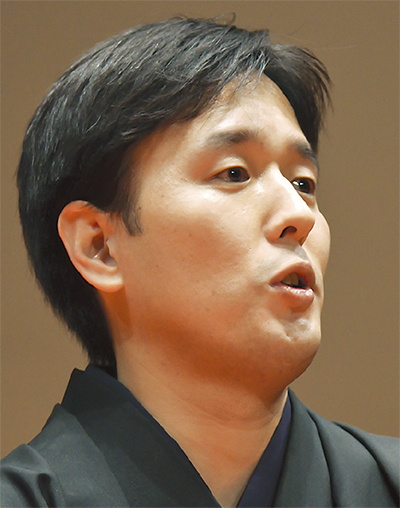 立川 左平次さん