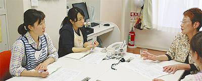 連携施設と合同研修