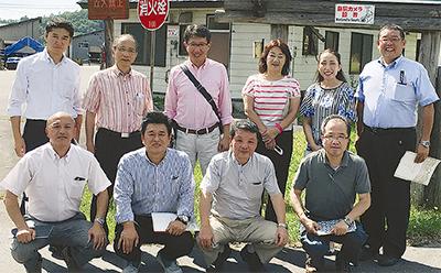 超党派で北海道下川町へ
