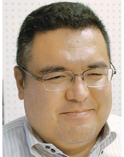 杉本 祥伸(よしのぶ)さん