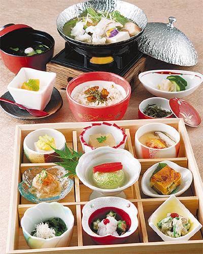 日本食を通し、地域貢献を
