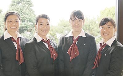 4選手が日本代表に