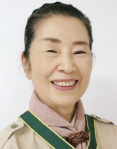 鈴木 令子さん