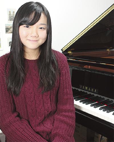 ピアノで全日本1位
