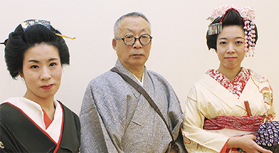 日本髪の魅力再発見