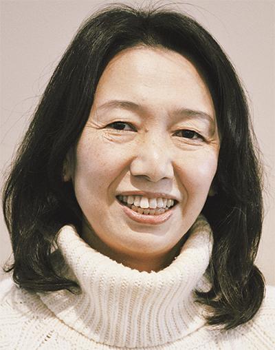 安中 晶子さん