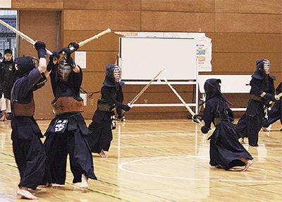 武道の神髄を紹介