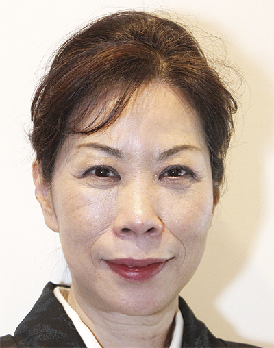 平沼 芳彩さん