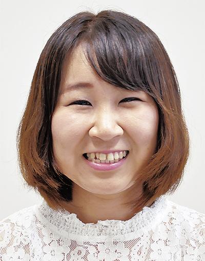 高橋 鞠佳さん
