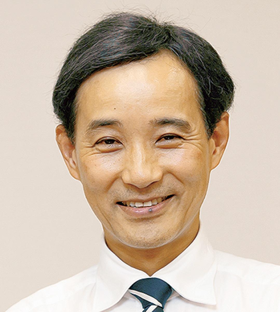 5区支部長に山崎氏