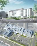 病棟等の建て替えを実施
