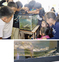 柏尾川でウナギを発見