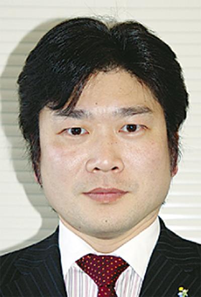 山本氏、4区支部長に