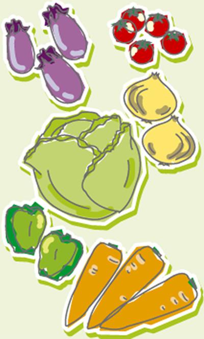 手ぶらで本格野菜づくりを