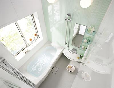 ユニットバス交換で浴室換気暖房乾燥機が無料