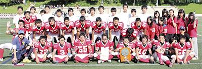 県予選で準優勝