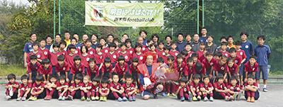 西本郷FCが30周年