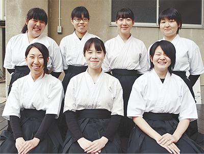 弓道で東日本の舞台へ
