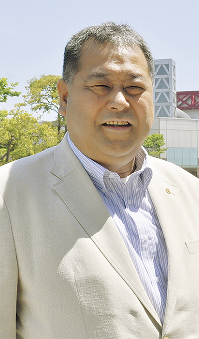石渡由紀夫さん