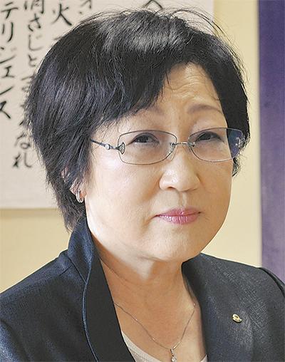 岡部 和子さん