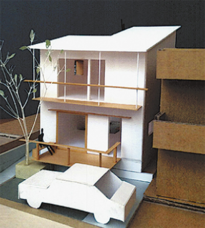 「北鎌倉の町家」23日に構造見学会