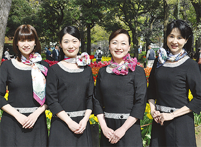 横浜スカーフ大使募集