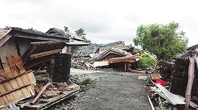 熊本地震を知る